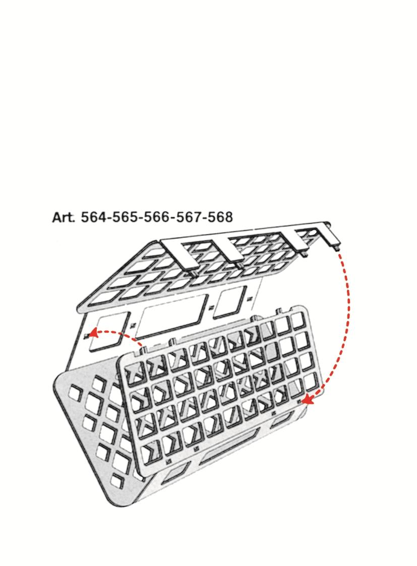 Portaprovette universali provette e accessori for Provette e portaprovette